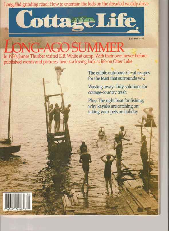 Cottage Life Otter Article Cover