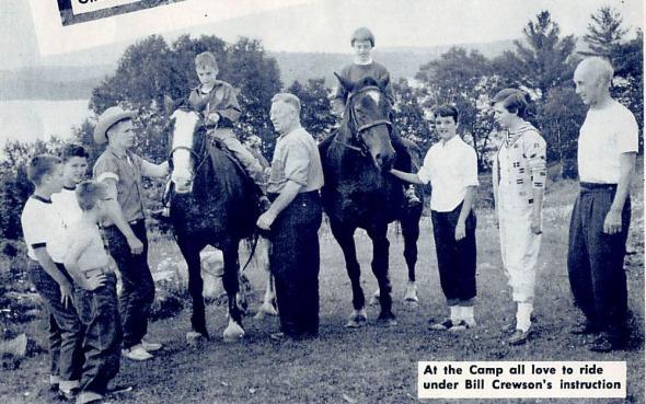 OT Bro Crewson Horses Foto