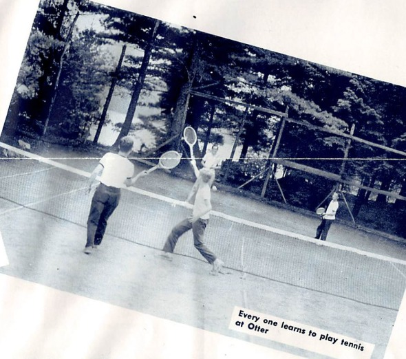 OT Bro Tennis foto