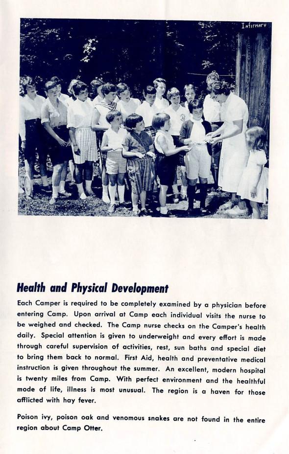 Otter Brochure Health