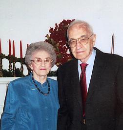 Rachel Rogers Clark and Berner Clark