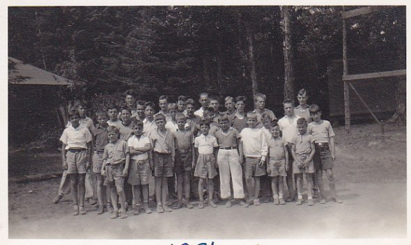 Campers 1936