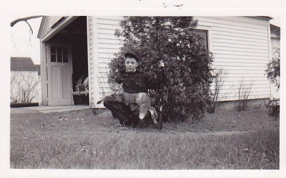 Pierce (Snitzy) Snider 1943