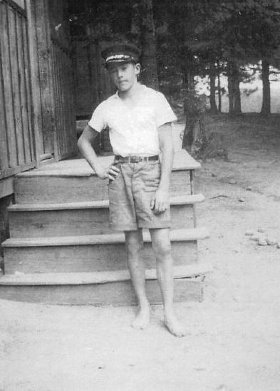 Camper Peter Crandall