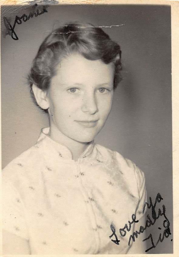 Martha Otis 1958