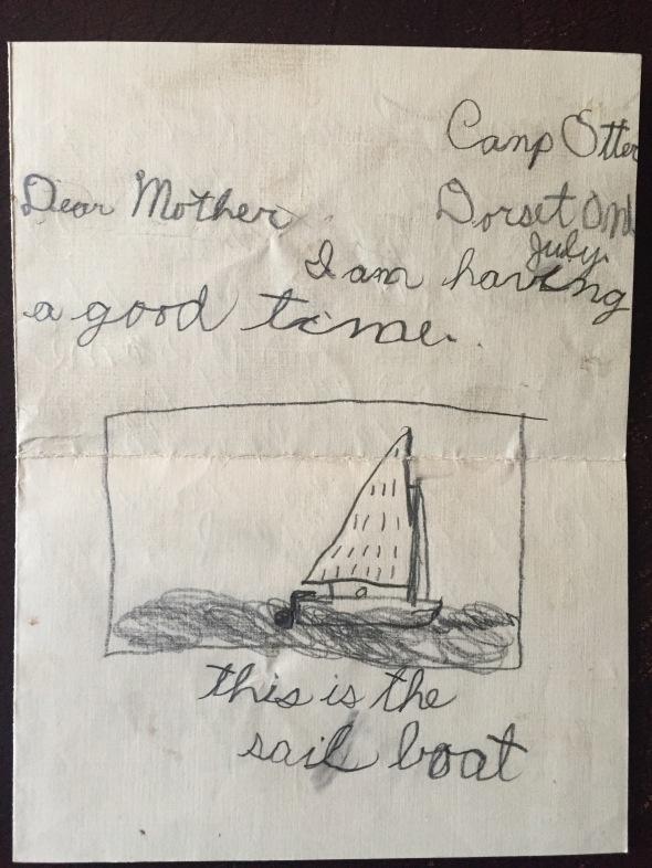 Otter Bizzell Letter 1