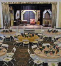 Interior Yorkshire Hall