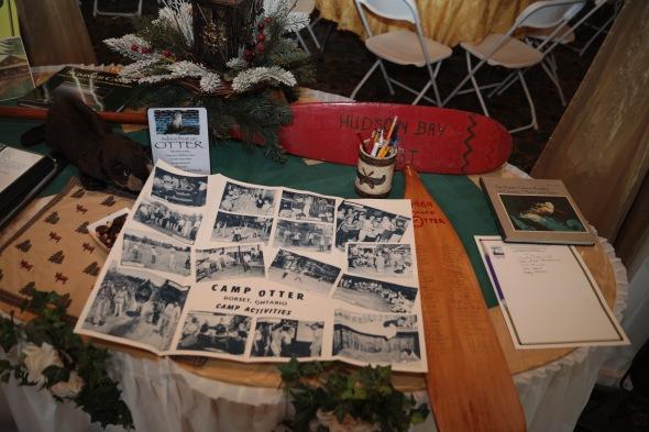 Otter brochure and Memorabilia