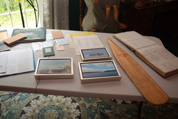 Otter Register Paddle artwork etc.